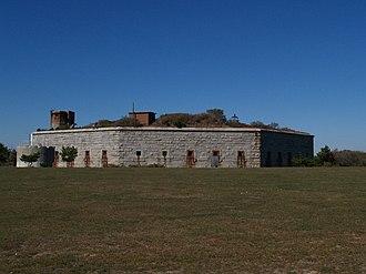 Fort Rodman - Fort Rodman