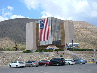 New Mexico Museum of Space History - Image: New Mexico Museum of Space History