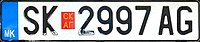 New Vehicle registration plates of the Republic of Macedonia.jpg