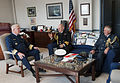 New Zealand vice chief of defence meets with vice commandant of the Coast Guard 121019-G-VS714-025.jpg