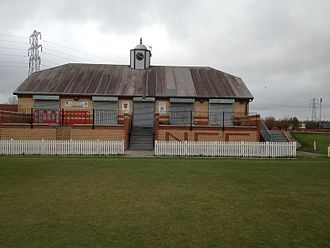 Newport International Sports Village - Newport Cricket Club Pavilion
