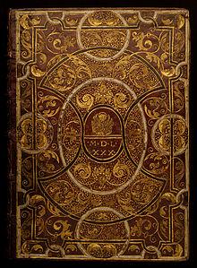 Repujado wikipedia la enciclopedia libre - Como hacer un libro antiguo ...