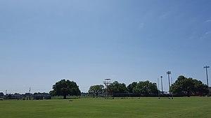 Manning Field at John L. Guidry Stadium - Football Practice Fields