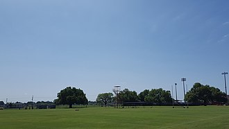 Manning Field at John L. Guidry Stadium - Football Practice Fields