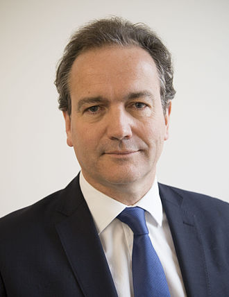 Minister for Policing - Image: Nick Hurd 2015