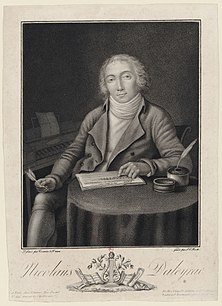 French musician and composer of comic operas  (Muret 1753 - Paris 1809)