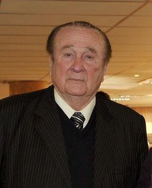 Nicolás Leoz - Nicolás Leoz