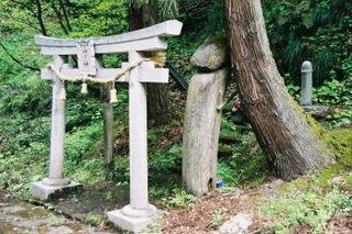 Yama-no-Kami Shinto god