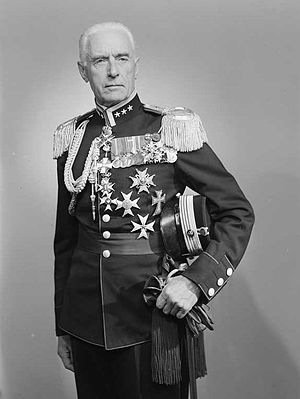 Nikolai Ramm Østgaard - Nikolai Ramm Østgaard, 1952.