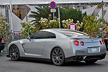 Nissan Gt R Wikipedia