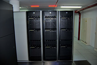 HP Integrity Servers - HP Integrity rx7640 servers