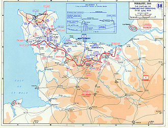 Richard O'Connor - The Normandy Campaign, 13 to 30 June 1944.