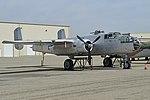 North American B-25 Mitchell '3-28204' 'Pacific Princess' (N9856C) (26418163012).jpg