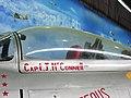 North American F-86 Sabre jet fighter - Αεριωθούμενο μαχητικό αεροσκάφος (27033116655).jpg