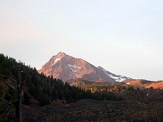 Three Sisters (Oregon) - North Sister