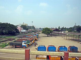 Coimbatore North Junction railway station