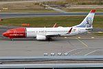 Norwegian, EI-FHY, Boeing 737-8JP (25356647515) (3).jpg