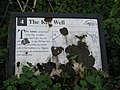 Notice board about the Kep Well - geograph.org.uk - 1038434.jpg