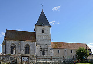 Notre-Dame-de-Bliquetuit Commune in Normandy, France