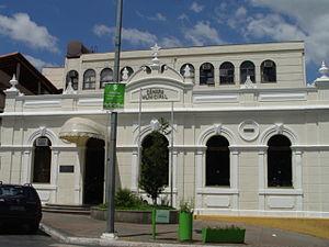 Nova Lima - Image: Nova Lima Câmara dos Vereadores