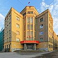 Novosibirsk KrasnyPr Military Staff building 07-2016.jpg