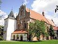 Nowy Korczyn, kościół, obecnie fil. pw. św. Stanisława Biskupa, 2 poł. XIII, XIV, XVII w., po 1945 r..JPG
