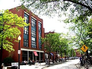 Ohio City, Cleveland Neighborhoods of Cleveland in Cuyahoga County, Ohio, United States