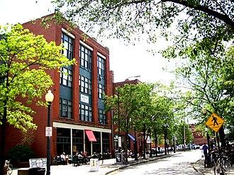 Ohio City, Cleveland - Image: O Cstreet