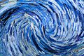 Oberhausen - Gasometer - Der schöne Schein - The Starry Night (van Gogh) 03 ies.jpg