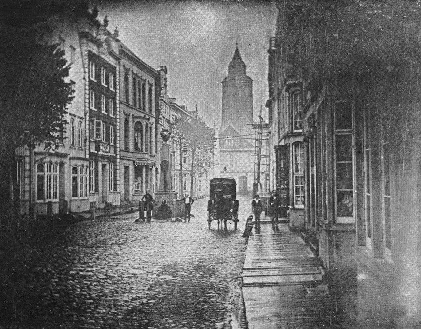 Obernstraße - Bremen - 1843