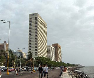 Trident Hotel, Nariman Point Building in India