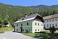 Obertraun - ehemaliges Benefiziatenwohnhaus.JPG