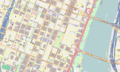 Occupy Portland map.png