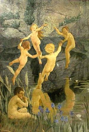 Octavian Smigelschi - Image: Octavian Smigelschi Dansul zânelor
