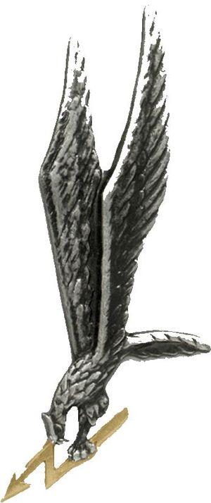 JW GROM - Image: Odznaka Grom