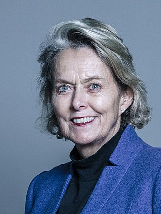 Anne McIntosh - Image: Official portrait of Baroness Mc Intosh of Pickering crop 2