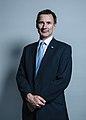 Official portrait of Mr Jeremy Hunt.jpg