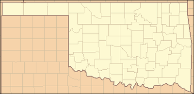 List of counties in Oklahoma