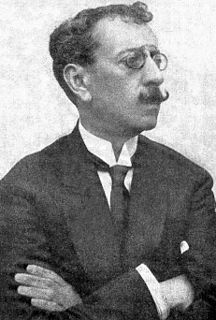 Olavo Bilac Brazilian poet, journalist, translator