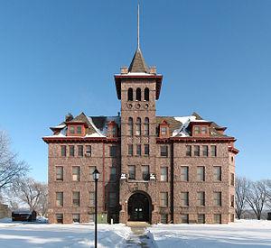 Canton, South Dakota - Old Main
