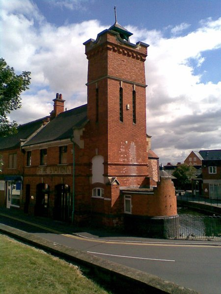 File:Old Fire Station, Westgate - geograph.org.uk - 540839.jpg