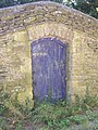 Old Painted Gate - geograph.org.uk - 1658129.jpg