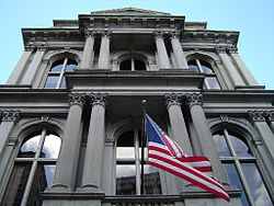 Old city hall boston up.JPG