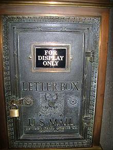 Mail chute - Wikipedia