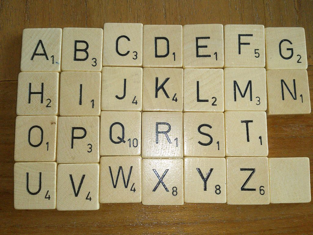 Dutch Letters Alphabet To English