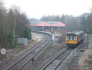 Oldham Mumps railway station