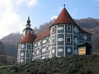 Olimje Castle