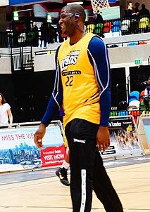 British-Nigerian professional basketball player