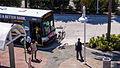Omni Terminal & Biscayne Boulevard bus stop Miami 2012-04.jpg