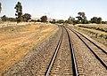 On the Main Southern railway line at Shepherds.jpg